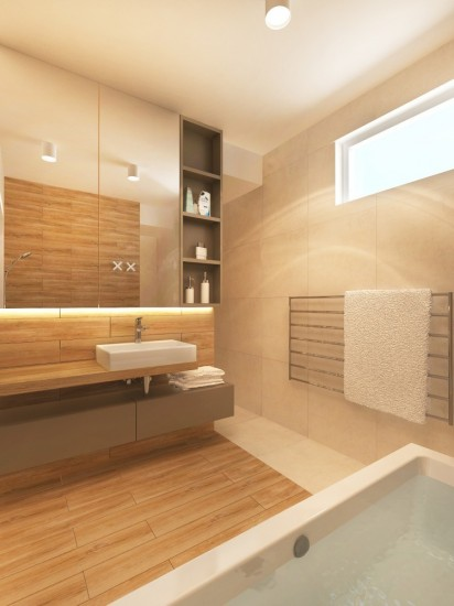 dve kúpelne