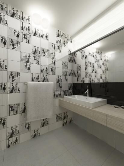 bathroom Mlynská dolina