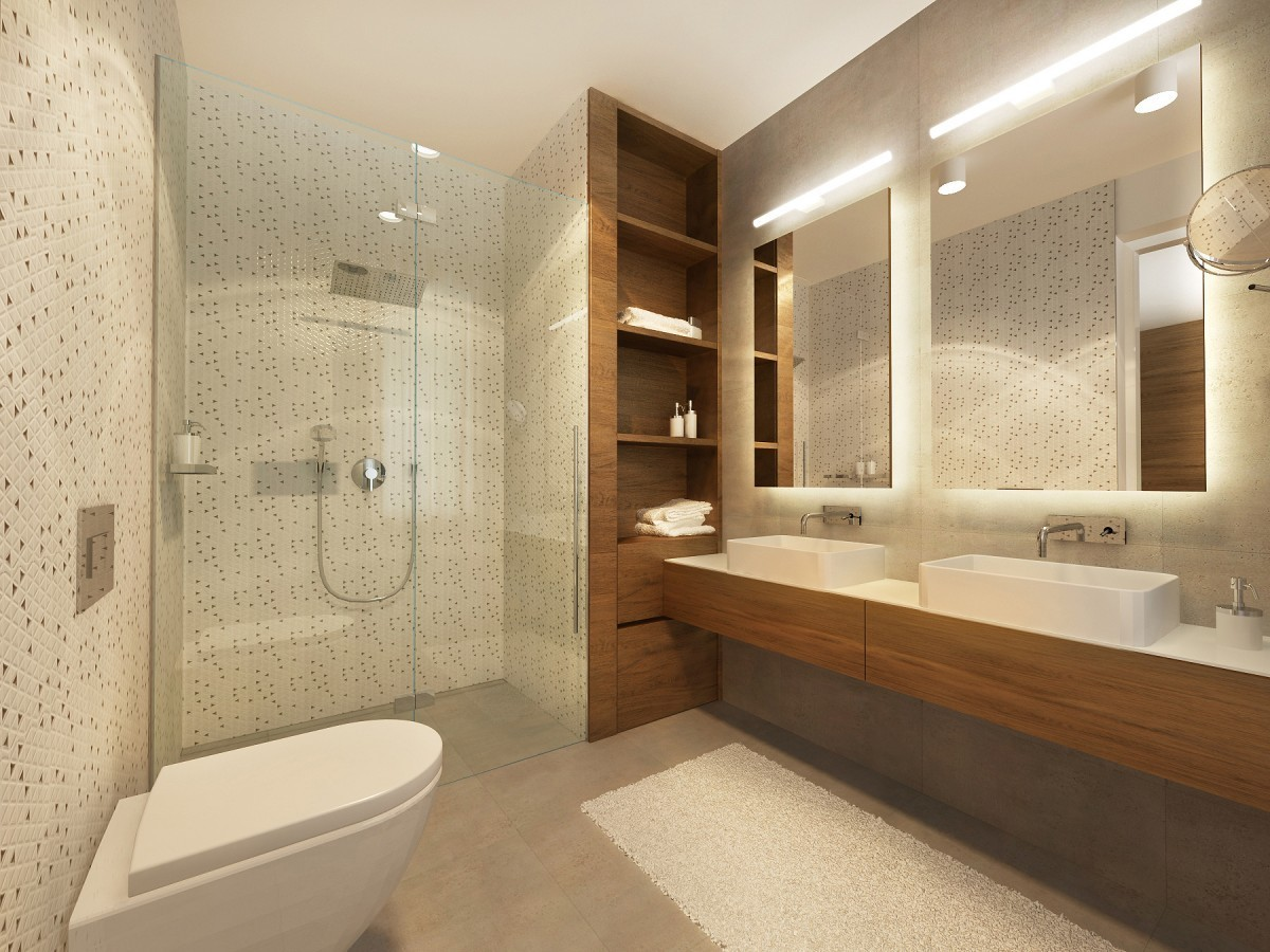 Modern Small Bathroom Designs Interi 233 R Dizajn K 250 Pelňa N 225 Vrh