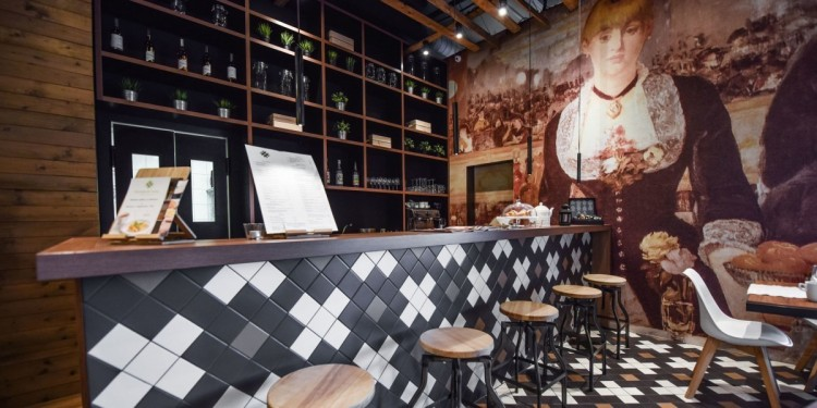 reštaurácia Olive garden