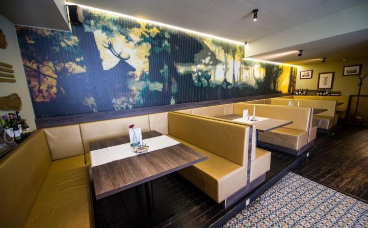 restaurant Pulitzer u Zlatého jeleňa